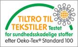 Øko-Tex váttað