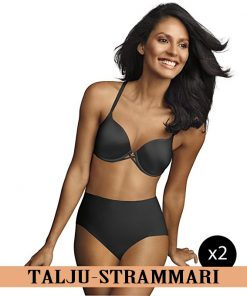 Maidenform SLEEK SMOOTHERS Shapewear trussur, 2 pak