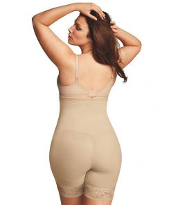 Maidenform CURVY FIRM Shapewear høgt shorts